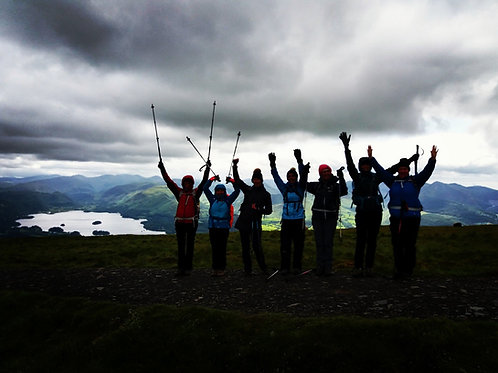 Private Guided Walking Summer I Lakeland Mountain Guides