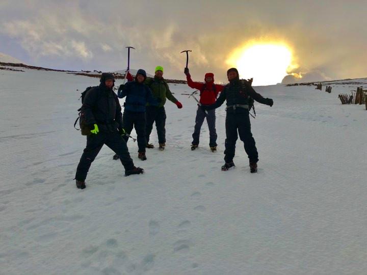 Scotland Winter Skills I Lakeland Mountain Guides