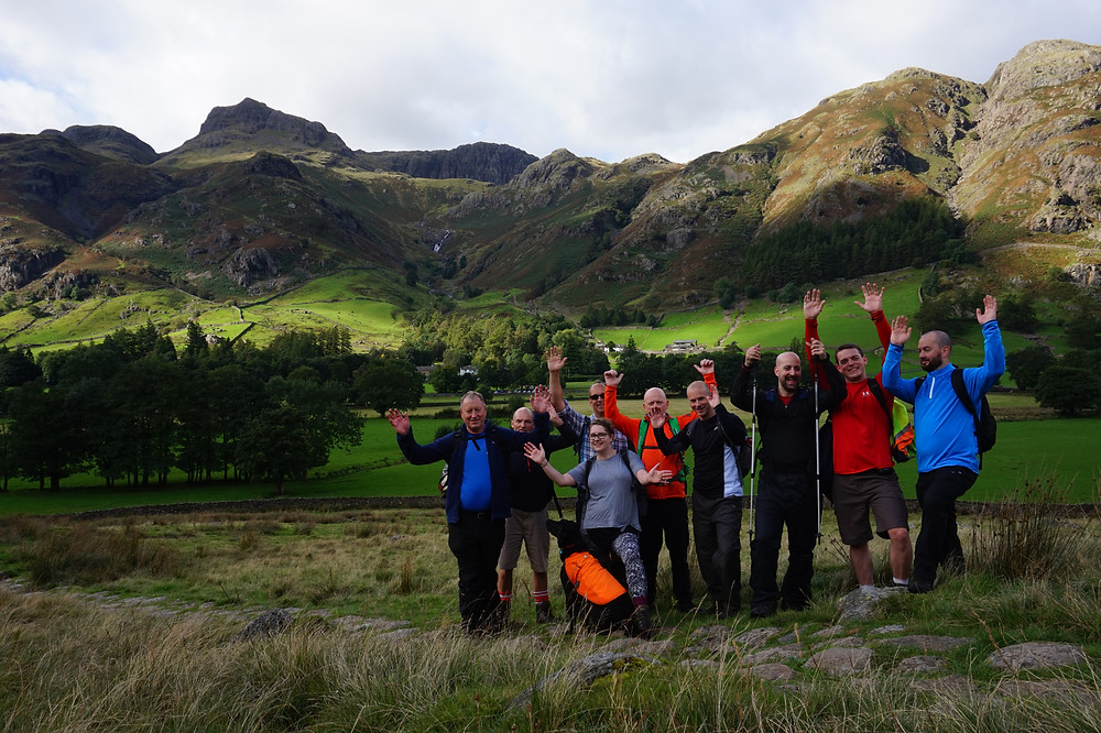Corporate Guided Walk I Lakeland Mountain Guides