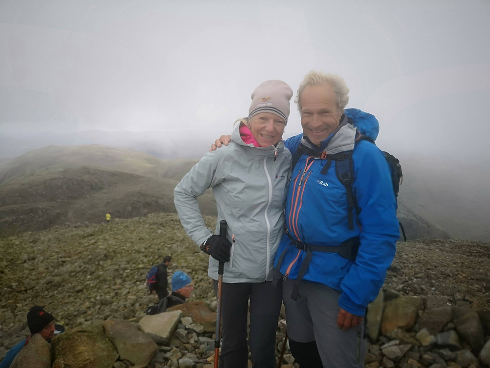 Guided Walk up Scafell Pike I Lakeland Mountain Guides