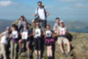 The Lakeland 10 Peaks Challenge