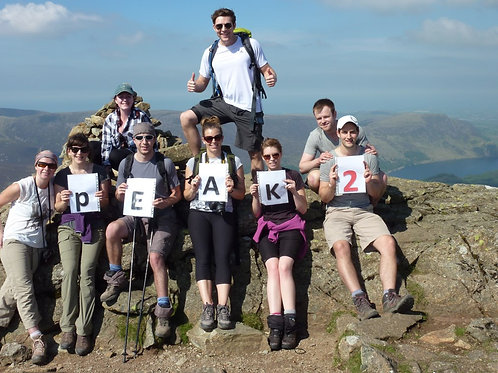 Lakeland 10 Peaks Challenge I Lakeland Mountain Guides
