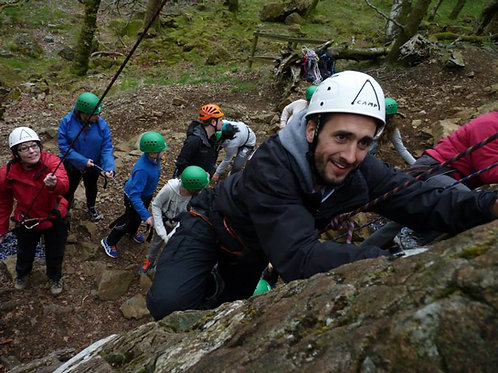 Introduction to Rock Climbing I I Lakeland Mountain Guides