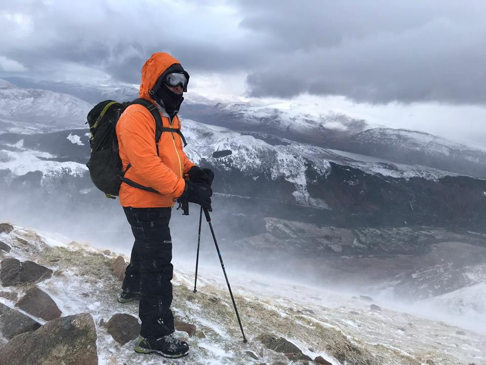 Ben Nevis in Winter I Lakeland Mountain Guides