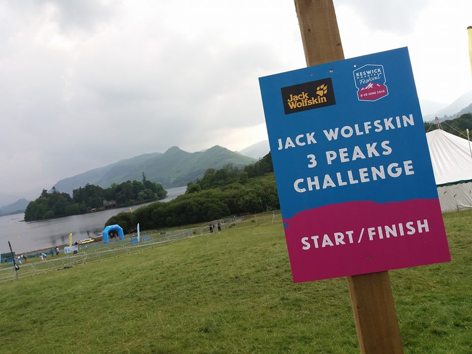 Keswick 3 Peaks Challenge I Lakeland Mountain Guides