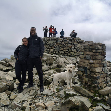 Scafell Pike Guided Walk from Wasdale