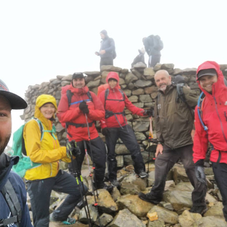 Scafell Pike 5 Peak Challenge