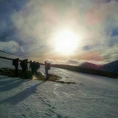 Two Day Cairngorms Winter Skills I Lakeland Mountain Guides