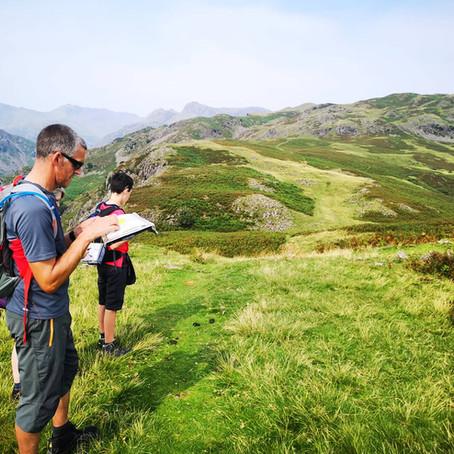 Navigation training course