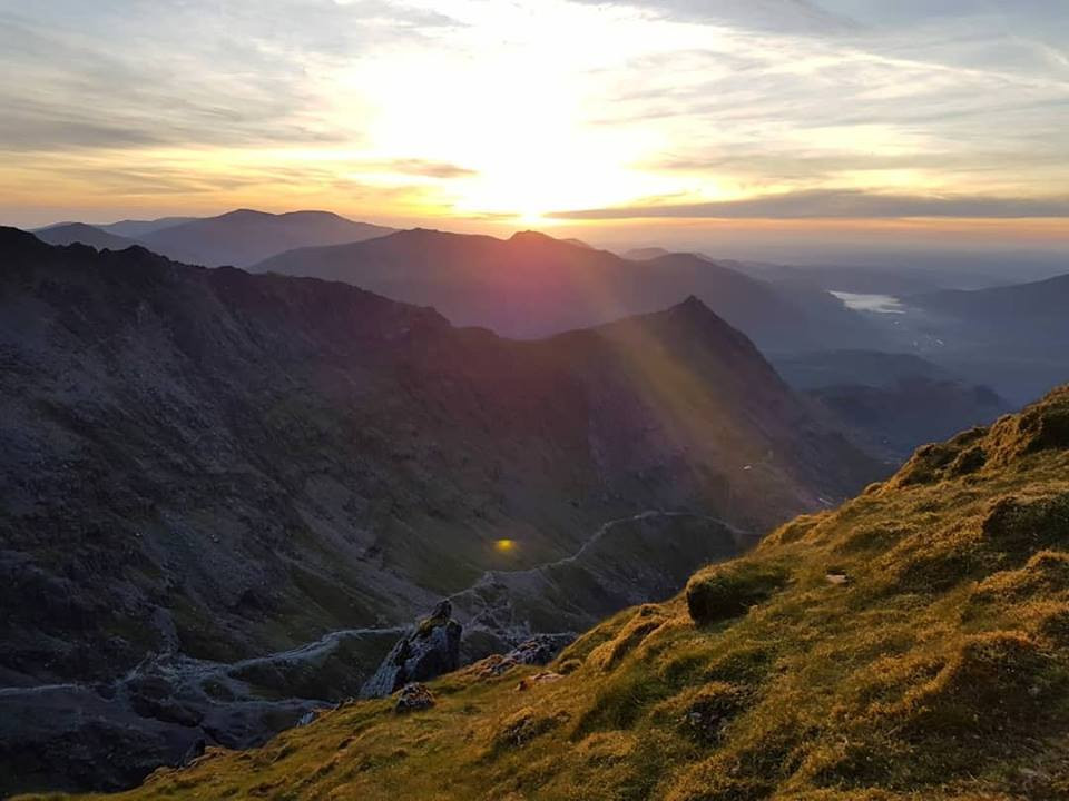 Snowdon Summer Solstice Guided Walk I Lakeland Mountain Guides