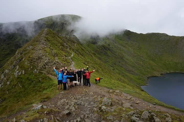 Striding Edge I Lakeland Mountain Guides