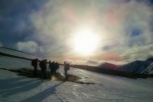 Scottish Winter Skills Course I Lakeland Mountain Guides