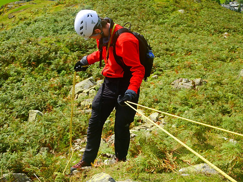Security on Steep Ground I Lakeland Mountain Guides