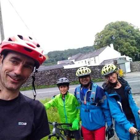 Mountain Bike Guiding