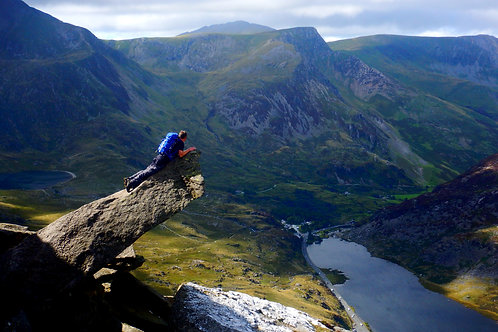 Tryfan Scrambling Day I Lakeland Mountain Guides