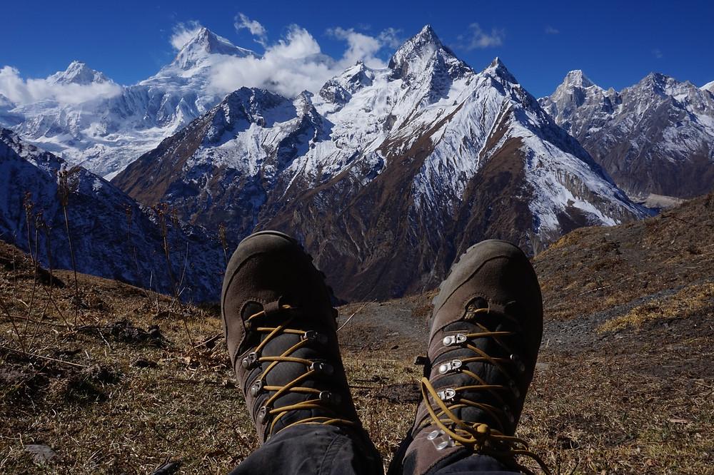 Aku Alterra in the Himalaya