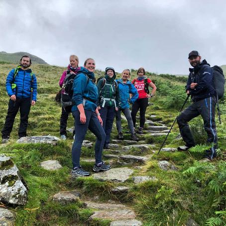 Helvellyn & Striding Edge Guided Walk