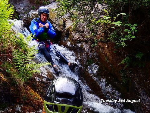 Lake District Ghyll Scrambling I Lakeland Mountain Guides