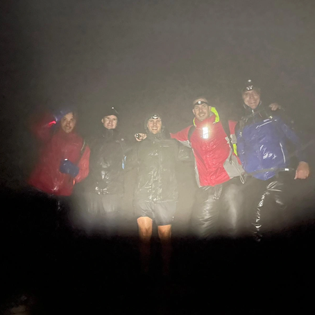 Scafell Pike Night Guiding