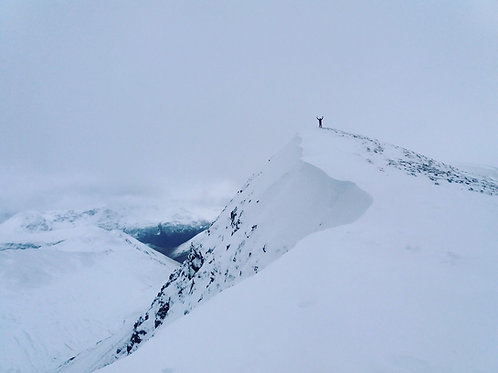 Lake District Winter Skills Course I Lakeland Mountain Guides