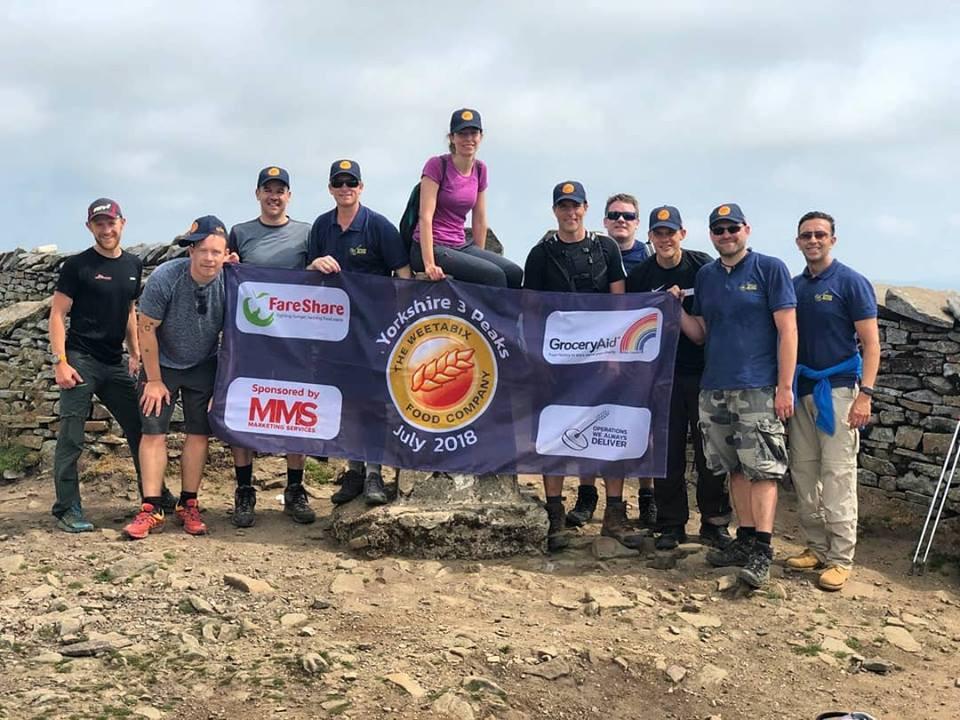 Yorkshire 3 Peaks Challenge I Lakeland Mountain Guides