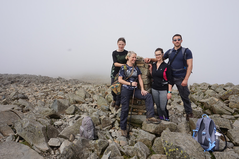 Scafell Pike I Lakeland Mountain Guides