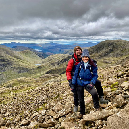 Scafell Pike Private Mountain Guiding