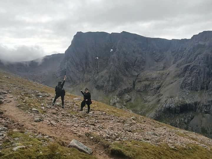Ben Nevis via the CMD I Lakeland Mountain Guides