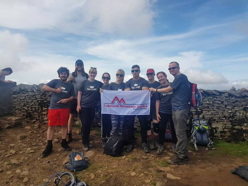 Charity Yorkshire 3 Peaks Challenge I Lakeland Mountain Guides