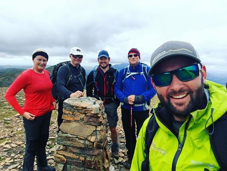 International Trek Training I Lakeland Mountain Guides