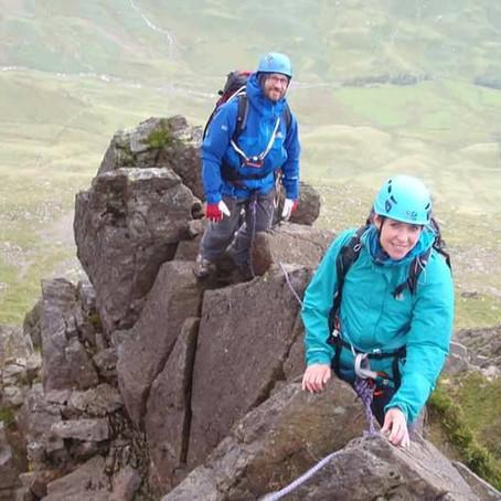 Pinnacle Ridge Scrambling Day