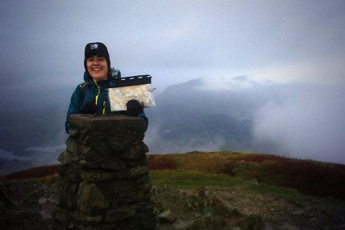 Snowdonia Basic Navigation Training Day I Lakeland Mountain Guides