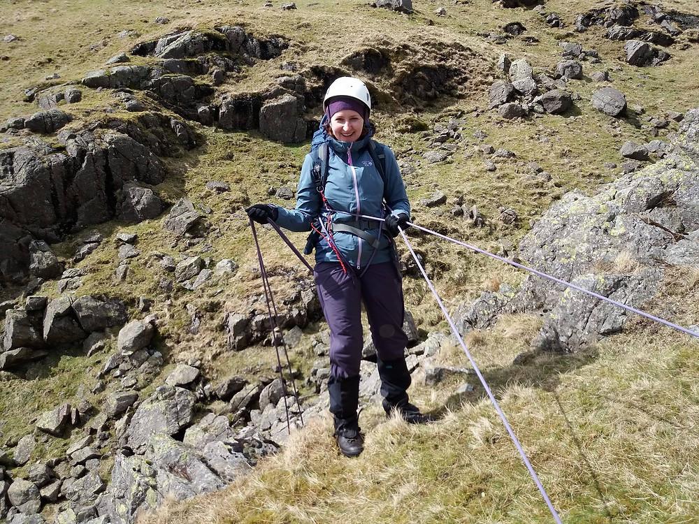 Security on Steep Ground Workshop I Lakeland Mountain Guides