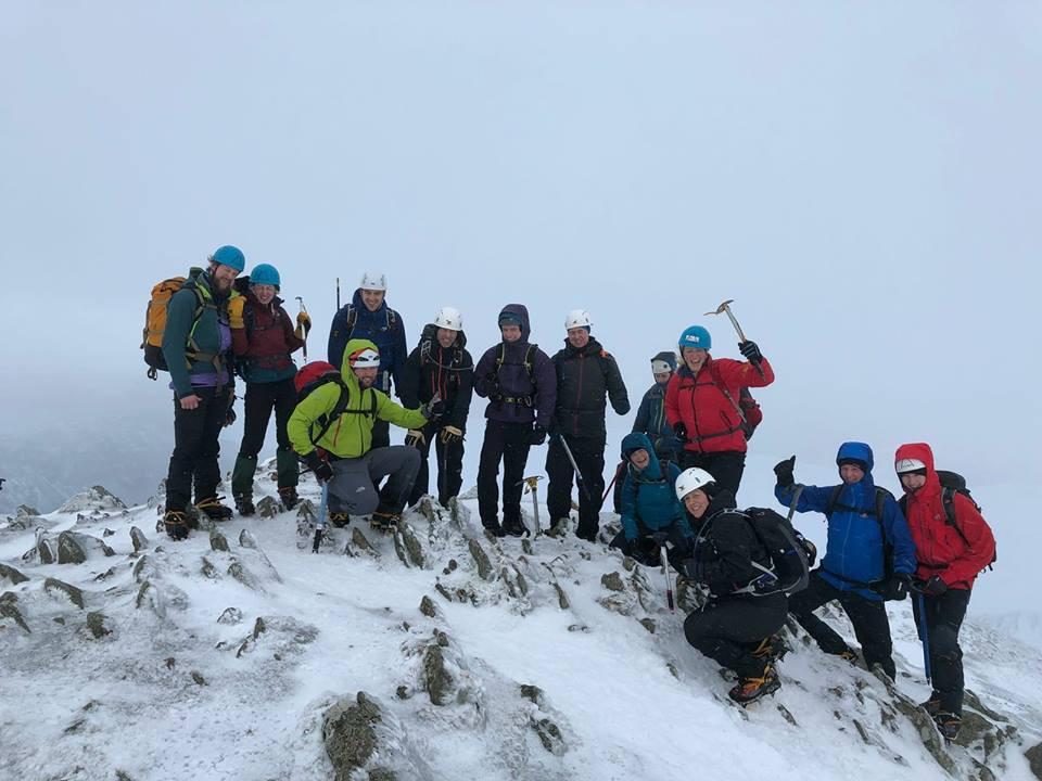 Lake District Winter Skills I Lakeland Mountain Guides