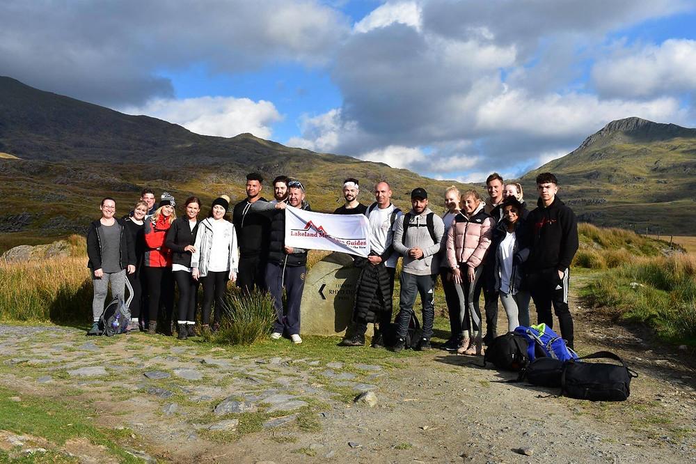 Snowdon Charity Walk I Lakeland Mountain Guides