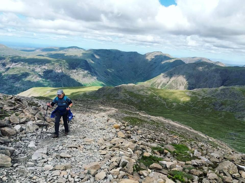 Scafell Pike Guided Walk I Lakeland Mountain Guides