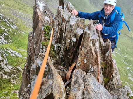 Advanced Scrambling in Snowdonia