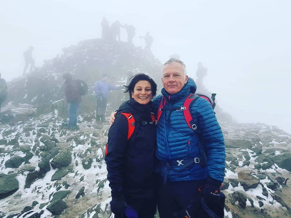 Snowdon Walk I Lakeland Mountain Guides