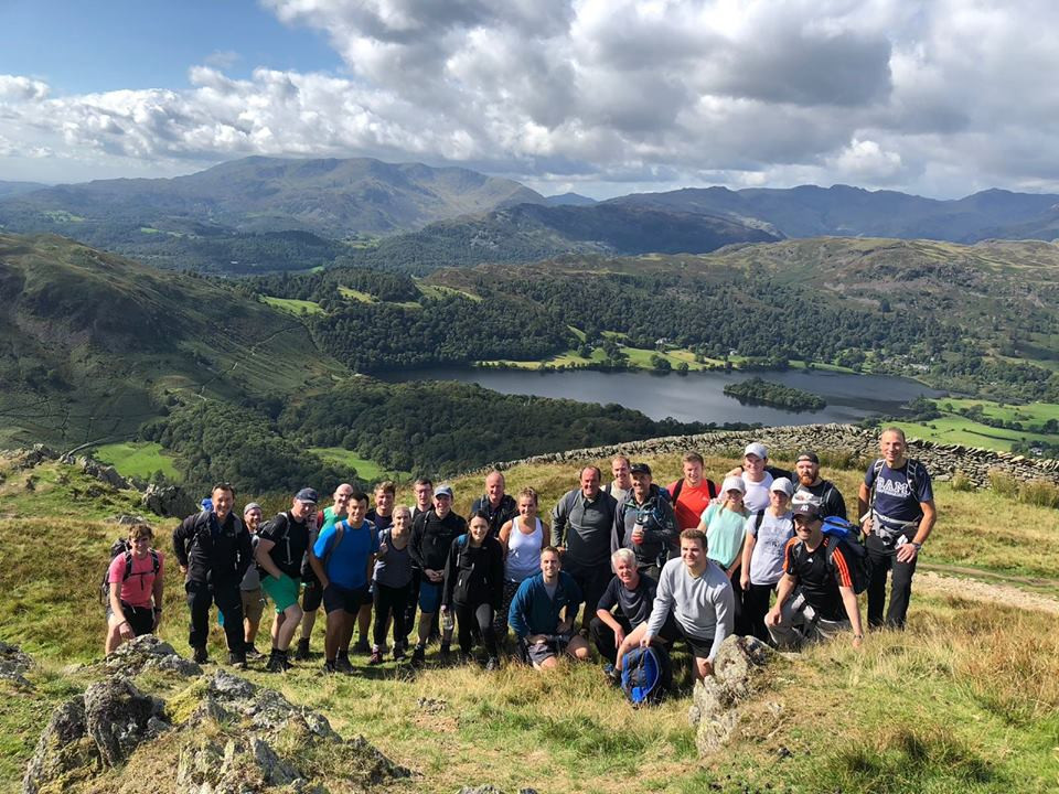Corporate Away Day I Lakeland Mountain Guides