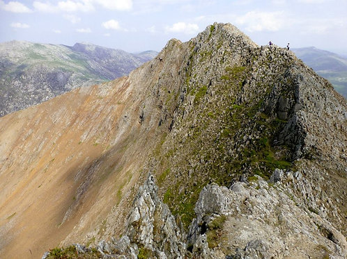 The Snowdon Horsehoe / Crib Goch I Lakeland Mountain Guides