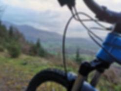 Mountai Bike GUiing - Lakeland Mountai Guides