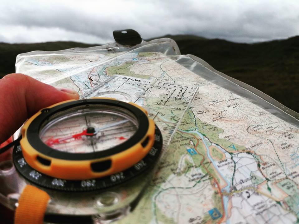 Navigation Training in the Lake District I Lakeland Mountain Guides