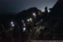 Blencathra By Moonlight