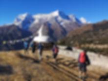 Trekking to NamcheBazaa