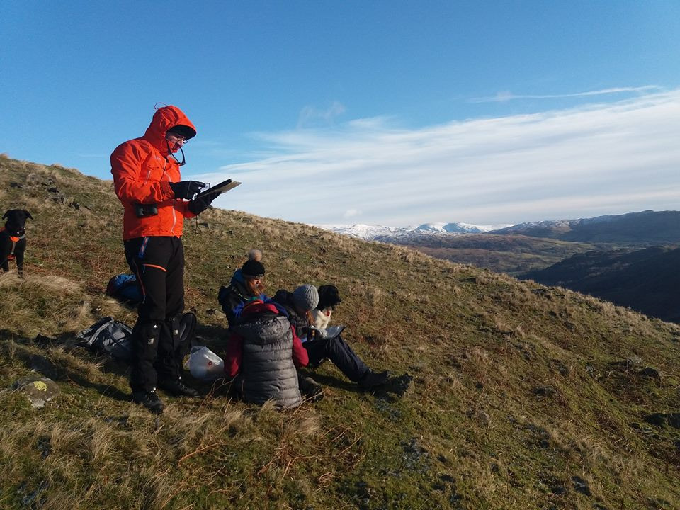 Navigation Training Course I Lakeland Mountain Guides