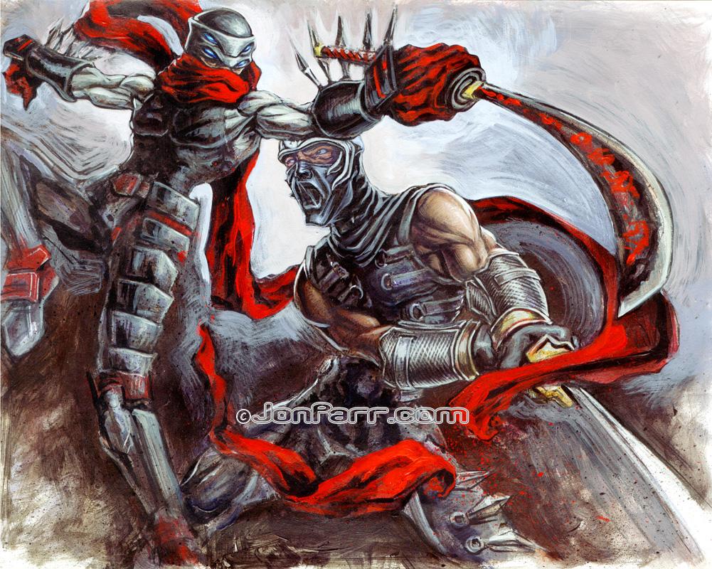 Shinobi & Ryu