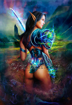 warrior.r10_13x19_etsy