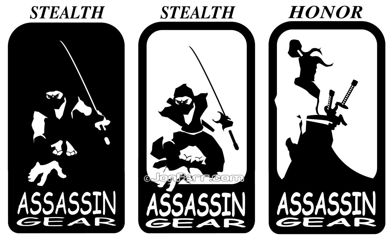 Assassin Gear