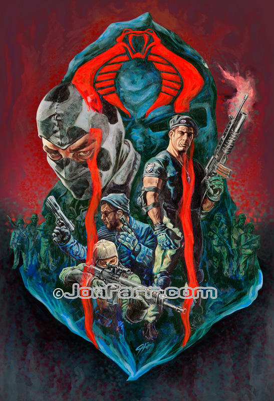 GIJOE movieposter