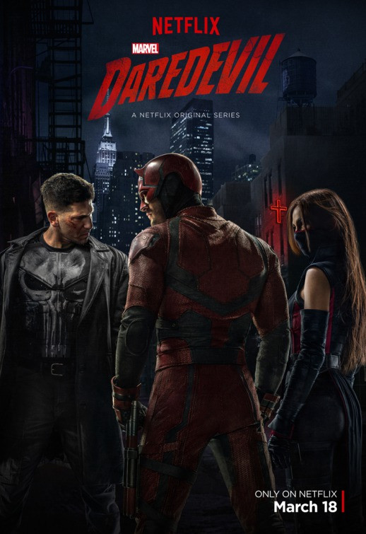 More Daredevil Posters